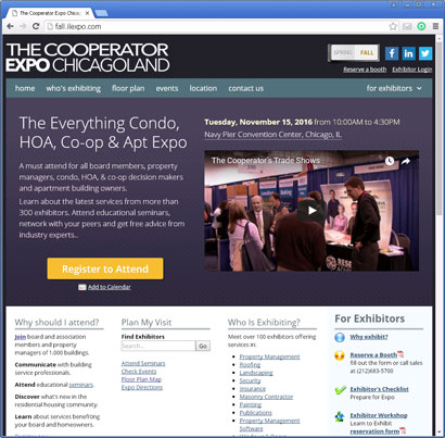 The Chicagoland Cooperator Expo