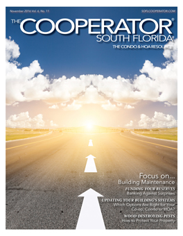 South Florida Cooperator Cover