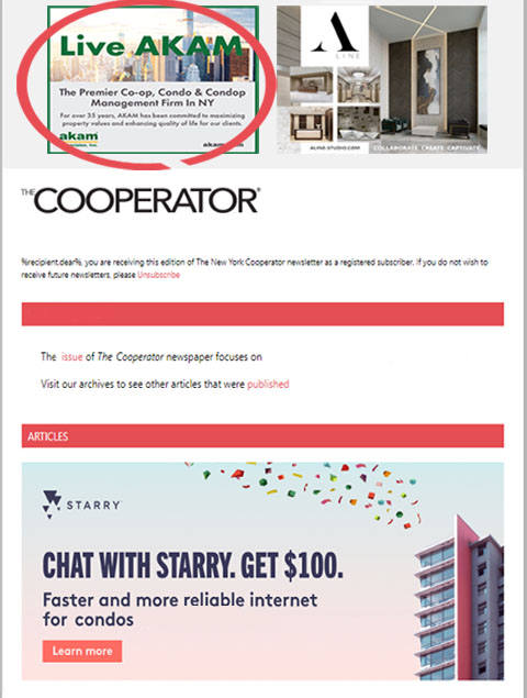 The New Jersey Cooperator Web Newsletter